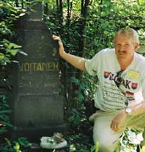 TARG Founder Discovers Family Headstone